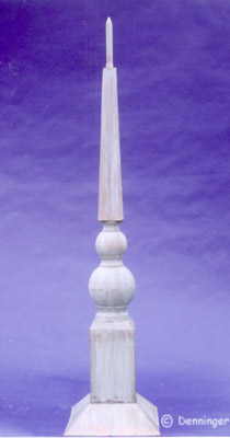 Denninger Custom Finial - MacEwen