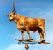 Go to Bull Weathervane Page