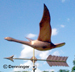 Go to Goose Weather Vane Page