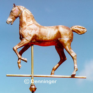 Hackney Horse Weather Vane
