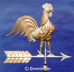 Go to Rooster Weather Vane Page