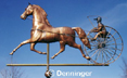 Go to Sulky Horse Weather Vane Page