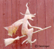 Go to Witch Weathervane Page