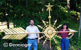 Go to Denninger Custom Weather Vanes Page