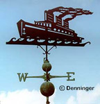 Go to Denninger Custom Silhouette Weathervanes Page