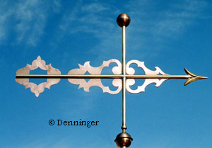 Denninger Stanford Arrow Weathervane