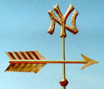 Denninger Yanke Arrow Weather Vane